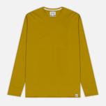 Мужской лонгслив Norse Projects Esben Blind Stitch LS Edge Yellow фото- 0