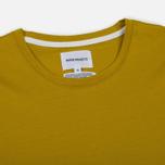 Мужской лонгслив Norse Projects Esben Blind Stitch LS Edge Yellow фото- 1