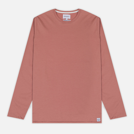 Мужской лонгслив Norse Projects Esben Blind Stitch LS Fusion Pink