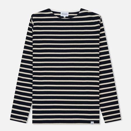 Мужской лонгслив Norse Projects Godtfred Classic Compact Navy