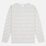 Мужской лонгслив Norse Projects Godtfred Compact Light Grey Melange фото- 0