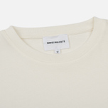 Мужской лонгслив Norse Projects Johannes Organic Kit White фото- 1