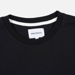 Мужской лонгслив Norse Projects Niels Basic Black фото- 1