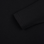 Norse Projects Niels Basic Men's Longsleeve Black photo- 2