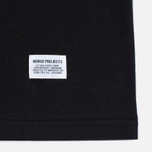 Norse Projects Niels Basic Men's Longsleeve Black photo- 3