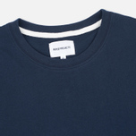 Мужской лонгслив Norse Projects Niels Basic Navy фото- 1