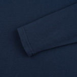 Мужской лонгслив Norse Projects Niels Basic Navy фото- 2