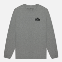 Мужской лонгслив Patagonia Fitz Roy Horizons Logo Gravel Heather
