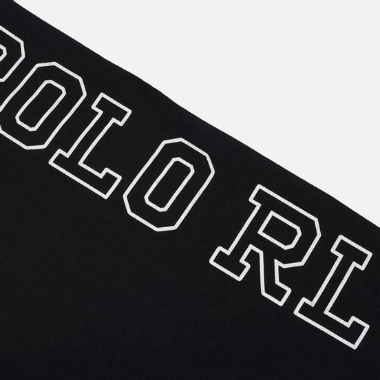 Мужской лонгслив Polo Ralph Lauren Liquid Cotton Crew Sleep Top Black