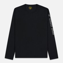 Мужской лонгслив Polo Ralph Lauren Liquid Cotton Crew Sleep Top Black фото- 0