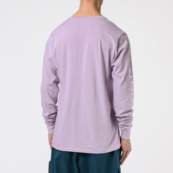 Мужской лонгслив RIPNDIP Lord Nermal Pocket Light Purple