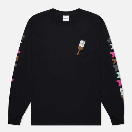 Мужской лонгслив RIPNDIP Ross Black