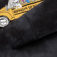 Мужской лонгслив RIPNDIP School Bus Black Lightning Wash фото- 3