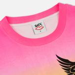 Мужской лонгслив Sex skateboards x Dogtown Front & Arm & Large Back Print Multicolor фото- 1