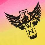 Мужской лонгслив Sex skateboards x Dogtown Front & Arm & Large Back Print Multicolor фото- 2