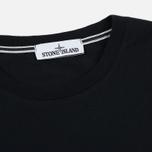 Мужской лонгслив Stone Island Archivio Project Poly Felt Black фото- 1