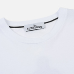 Мужской лонгслив Stone Island Archivio Project Poly Felt White фото- 1