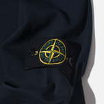 Мужской лонгслив Stone Island Long Sleeve Black фото- 2