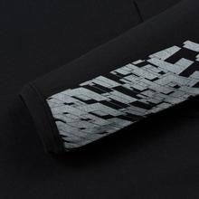Мужской лонгслив Stone Island Shadow Project Printed CXADO 7119 Black фото- 3