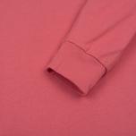Мужской лонгслив Stussy Basic LS Dark Pink фото- 3
