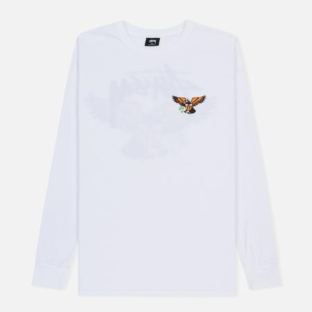 Мужской лонгслив Stussy Eagle White