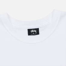 Мужской лонгслив Stussy Great Outdoors White фото- 1