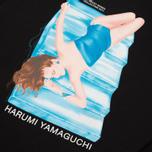 Мужской лонгслив Stussy Harumi Yamaguchi Raft Black фото- 5