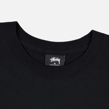 Мужской лонгслив Stussy World Peace Black фото- 1