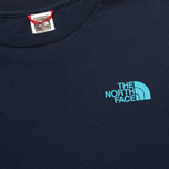 Мужской лонгслив The North Face Easy Cosmic Blue фото- 3