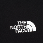 Мужской лонгслив The North Face Easy LS Black/White фото- 2