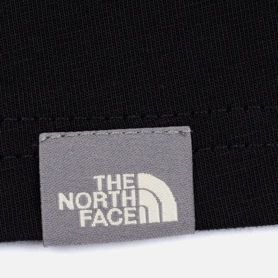 Мужской лонгслив The North Face Easy LS Black/White