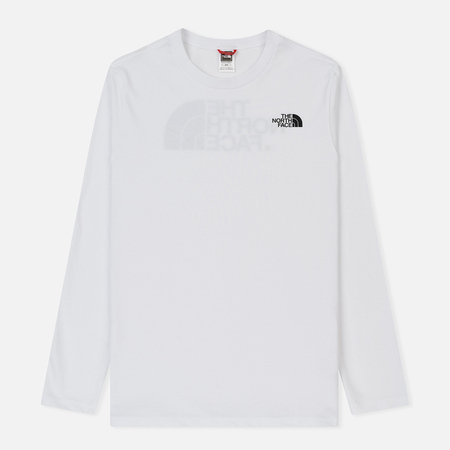 Мужской лонгслив The North Face Easy TNF White