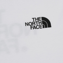 Мужской лонгслив The North Face Easy TNF White фото- 2