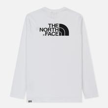 Мужской лонгслив The North Face Easy TNF White фото- 4