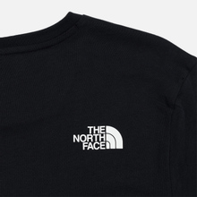 Мужской лонгслив The North Face Fine 2 TNF Black фото- 3