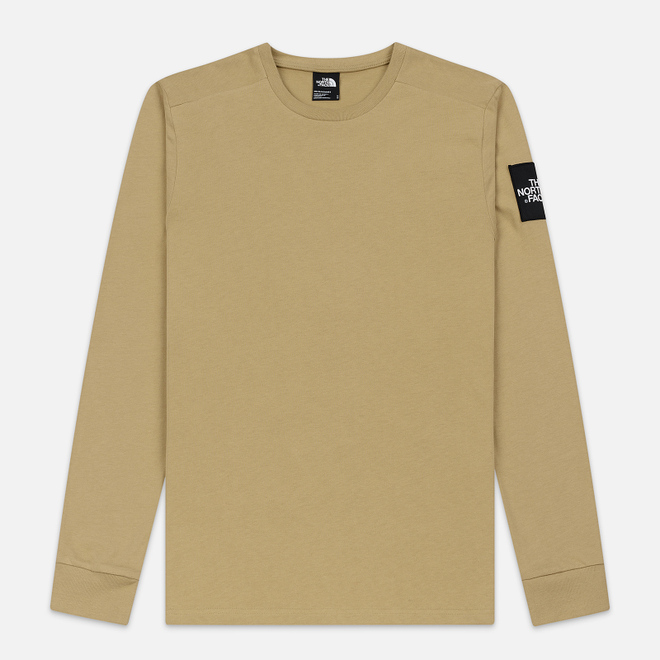 Мужской лонгслив The North Face Fine 2 Twill Beige