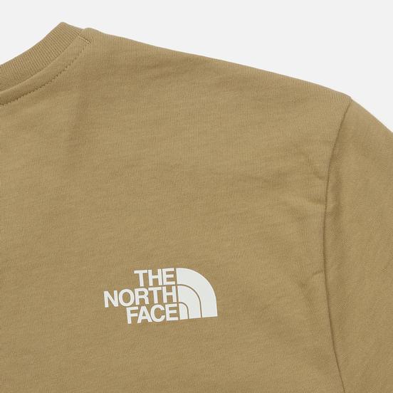 Мужской лонгслив The North Face Fine 2 Twill Beige