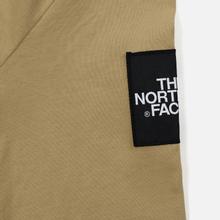 Мужской лонгслив The North Face Fine 2 Twill Beige фото- 5
