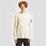 Мужской лонгслив The North Face Fine 2 Vintage White/TNF White фото- 1