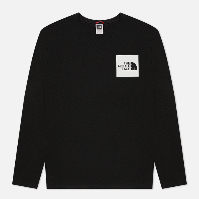 Мужской лонгслив The North Face L/S Fine TNF Black