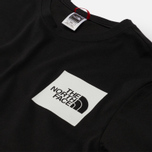 Мужской лонгслив The North Face L/S Fine TNF Black фото- 1