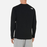 Мужской лонгслив The North Face L/S Fine TNF Black фото- 3