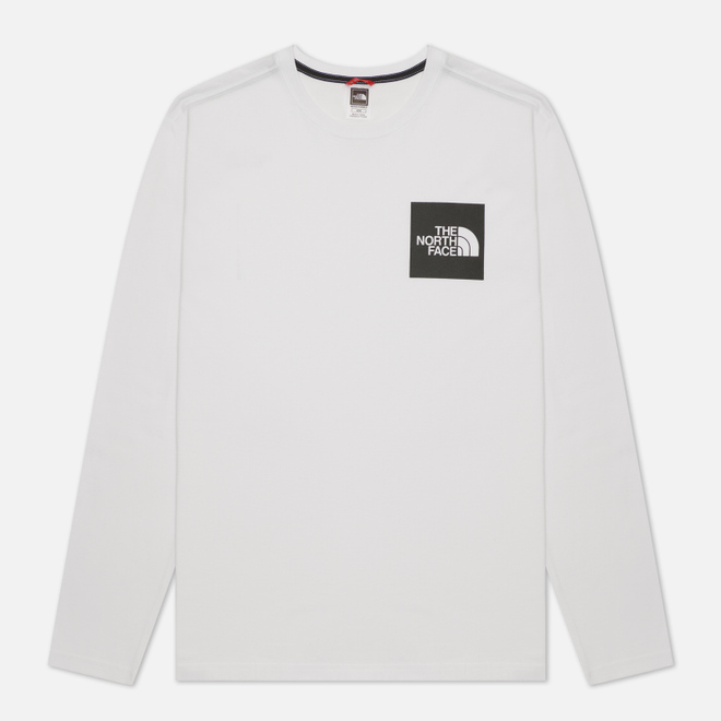 Мужской лонгслив The North Face L/S Fine TNF White
