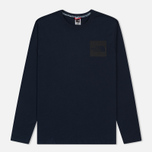 Мужской лонгслив The North Face Fine LS Urban Navy фото- 0