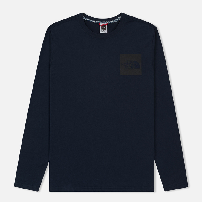 Мужской лонгслив The North Face Fine LS Urban Navy