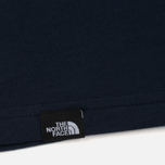 Мужской лонгслив The North Face Fine LS Urban Navy фото- 4
