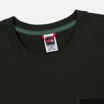 Мужской лонгслив The North Face Fine Pocket LS Rosin Green фото- 1