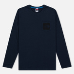 Мужской лонгслив The North Face Fine Pocket LS Urban Navy фото- 0