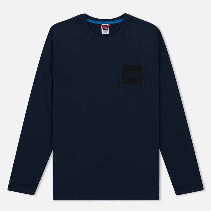 Мужской лонгслив The North Face Fine Pocket LS Urban Navy