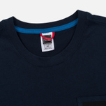 Мужской лонгслив The North Face Fine Pocket LS Urban Navy фото- 1